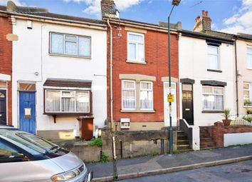 Thumbnail 2 bed terraced house for sale in Glencoe Road, Chatham, Kent