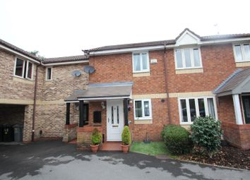 Thumbnail 2 bed mews house for sale in St. Clements Fold, Urmston, Manchester