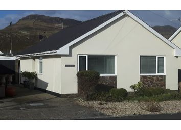 Thumbnail 3 bed detached bungalow for sale in Cefn Y Gader, Morfa Bychan
