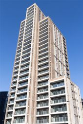 Thumbnail 1 bed flat for sale in Heritage Tower, 118 East Ferry Road, Canary Wharf, London