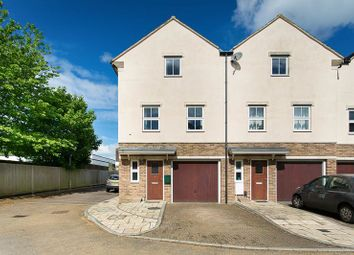 Thumbnail 4 bed end terrace house for sale in Chaucer Close, Sandridge Road, St.Albans