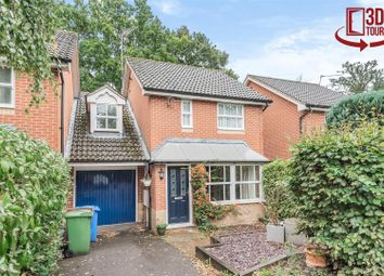 Thumbnail 3 bed link-detached house for sale in The Breech, College Town, Sandhurst, Berkshire