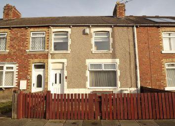 Thumbnail 3 bed terraced house to rent in Milburn Road, Ashington