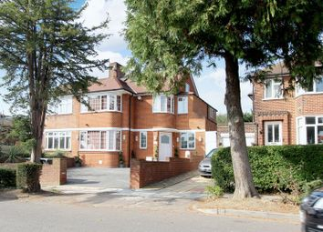 Thumbnail 4 bed semi-detached house for sale in Greystoke Gardens, Enfield