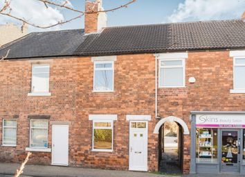 Thumbnail 2 bed terraced house to rent in Mill Street, Clowne, Chesterfield