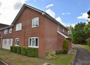 Thumbnail 1 bedroom flat for sale in Swan Way, Church Crookham, Fleet