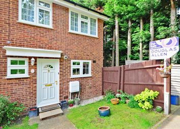 Thumbnail 2 bed end terrace house for sale in Jacklin Green, Woodford Green, Essex