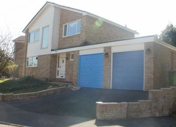 Thumbnail 4 bed detached house to rent in The Greenways, Bassett, Southampton