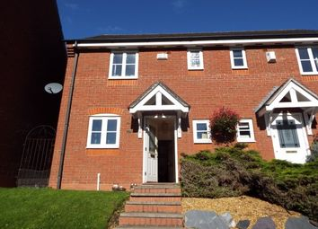 Thumbnail 2 bed property to rent in Selwyn Road, Burntwood