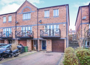 Thumbnail 3 bed end terrace house for sale in Round Hill Wharf, Kidderminster