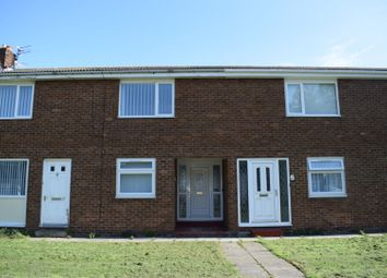 Thumbnail 2 bed flat for sale in Suffolk Close, Ashington