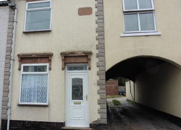 Thumbnail 3 bed terraced house to rent in Church Street, Cannock