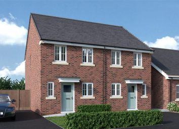 """Thumbnail 2 bedroom semi-detached house for sale in """"Burroughs"""" at Back Lane, Somerford, Congleton"""