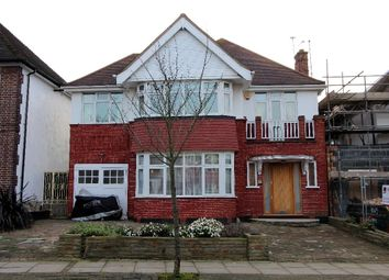 Thumbnail 5 bed detached house for sale in Highfield Gardens, London