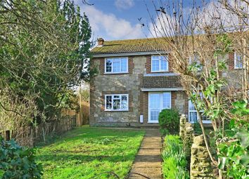 Thumbnail 3 bed semi-detached house for sale in Main Road, Arreton, Newport, Isle Of Wight
