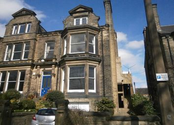 Thumbnail 3 bed flat to rent in Park Drive, Huddersfield