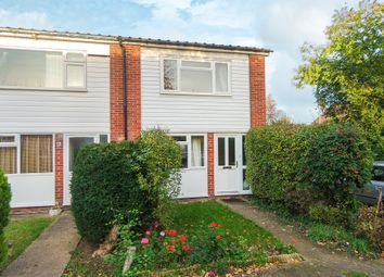 Thumbnail 2 bed end terrace house to rent in Gainsborough Close, Cambridge