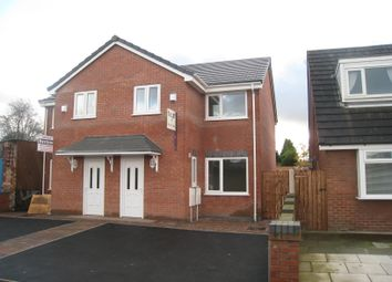 Thumbnail 3 bed semi-detached house to rent in Brookside Cottages, Stanfield Lane, Leyland