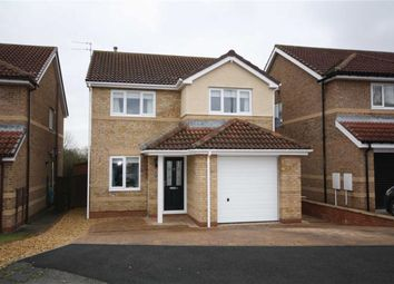 Thumbnail 3 bed detached house for sale in Cartmel Court, Chester Le Street, County Durham