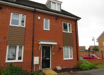 Thumbnail Property to rent in Eagle Way, Hampton Centre, Peterborough