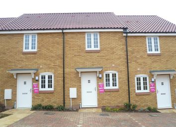 2 bed terraced house to rent in Lily Close, Burton Latimer, Kettering NN15