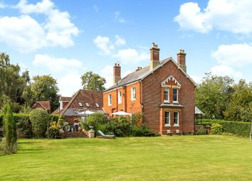 Thumbnail 5 bed detached house for sale in Springfield, Sherborne St John