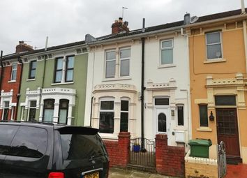 Thumbnail 4 bed terraced house for sale in Milton, Southsea, Hampshire