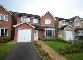 Thumbnail 3 bed detached house to rent in Hazelwood Drive, Mytchett, Camberley