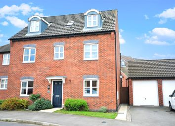 Thumbnail 5 bedroom detached house for sale in Ryknield Road, Hucknall, Nottingham