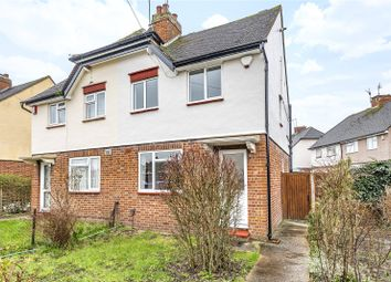 Thumbnail 2 bed semi-detached house for sale in Church Close, Uxbridge, Middlesex