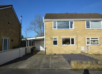 Thumbnail 3 bed semi-detached house for sale in Kingsley Road, Radstock