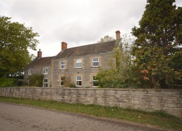 Thumbnail 5 bed cottage for sale in Babcary, Somerton