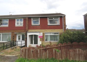 Thumbnail 3 bed end terrace house for sale in Edgehill Way, Billingham