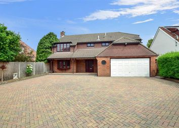 Thumbnail 4 bed detached house for sale in St. Georges Avenue, Havant, Hampshire