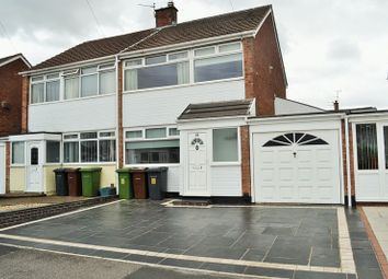 Thumbnail 3 bed semi-detached house to rent in Longfold, Maghull, Liverpool