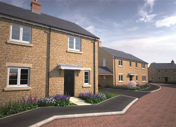 Thumbnail 2 bed terraced house for sale in The Hornton, Hayfield Views, Great Bourton, Oxfordshire
