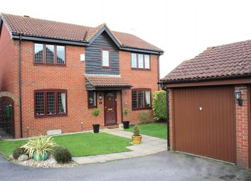 Thumbnail 4 bed detached house for sale in Portman Close, St Albans, Hertfordshire