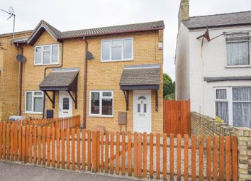 Thumbnail 2 bed end terrace house for sale in Exning Road, Newmarket