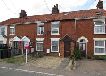 Thumbnail 2 bed terraced house for sale in Store Street, Roydon, Diss