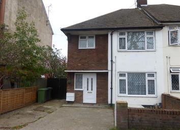 Thumbnail 3 bedroom semi-detached house for sale in Waller Avenue, Luton