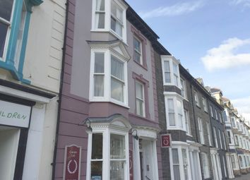 Thumbnail 1 bed flat to rent in Flat 3, 20 North Parade, Aberystwyth, Ceredigion