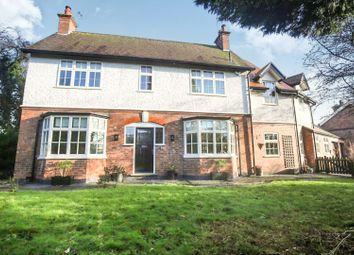 Thumbnail 5 bed detached house for sale in Barnstone Road, Langar, Nottingham