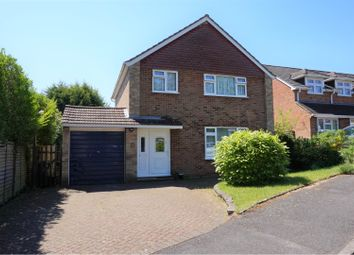 Thumbnail 3 bed detached house for sale in Turnville Close, Lightwater