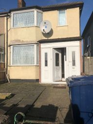 Thumbnail 3 bed semi-detached house to rent in Mandeville Road, Northolt