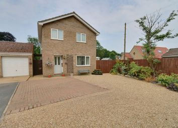 Thumbnail 3 bed detached house for sale in Limes Close, Littleport, Ely