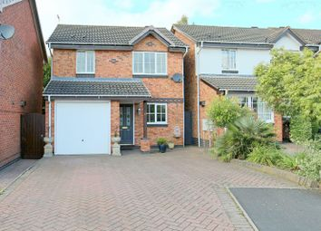 Thumbnail 3 bed detached house to rent in Taverners Drive, Stone