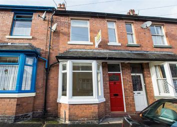 Thumbnail 2 bed terraced house for sale in Shirburn Road, Leek