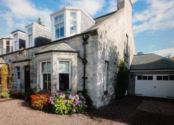 Thumbnail 4 bedroom semi-detached house to rent in Hepburn Gardens St.Andrews, St. Andrews