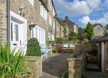 Thumbnail 2 bed cottage for sale in Radcliffe Road, Slaithwaite, Huddersfield, West Yorkshire