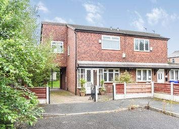 Thumbnail 3 bed semi-detached house for sale in Longford Street, Manchester, Greater Manchester